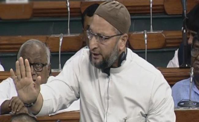 You are penalising women: Owaisi on triple talaq bill
